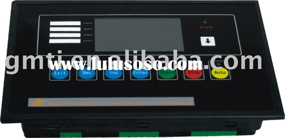 DACTS705 Diesel Generator Control panel