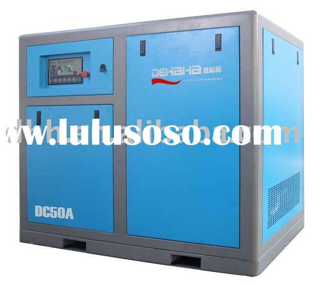 Direct Driven Screw Air Compressor (air-cooling type)