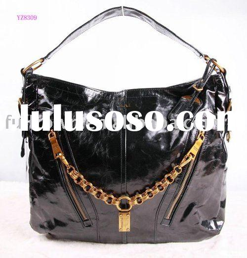 Factory price! Office ladies' fashion leather handbag