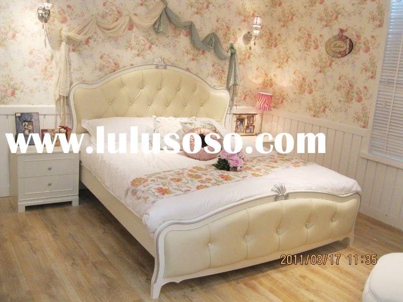 Fashion young people living room furniture bed