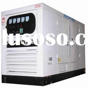 GF3 Series Low Noise Three-Phase Diesel Generator Set