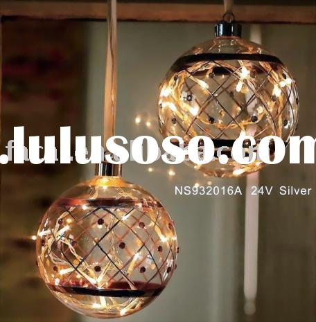 Glass ball light/decoration light/christmas light
