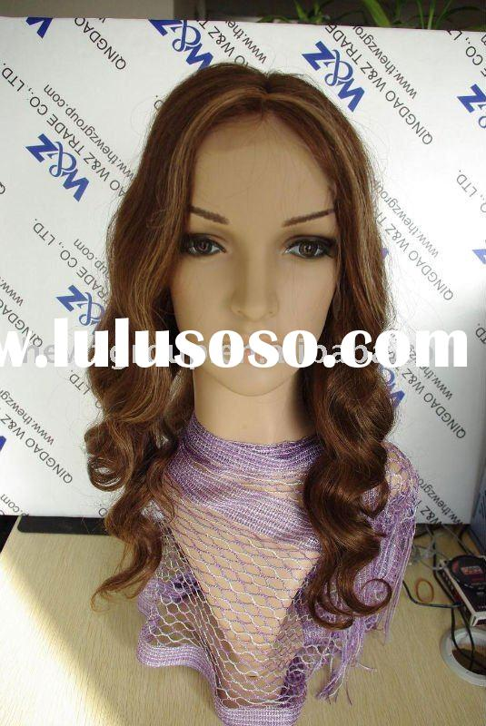 HOT SALE human hair lace front wigs braided