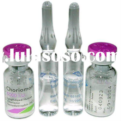 human chorionic gonadotrophin Human chorionic gonadotropin (hcg) is a hormone produced in the placenta of the female body during the early months of pregnancy it is in fact the pregnancy indicator looked at by the over the counter pregnancy test kits, as due to its origin it is not found in the body at any other time.