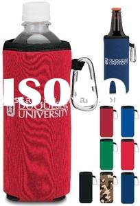 Neoprene water bottle koozies