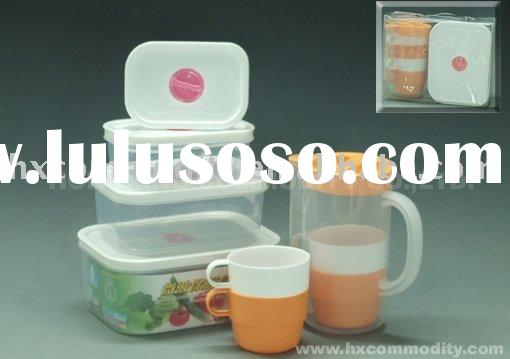 Promotional Gift,Food Container Set, food container, food box, food storage, pitcher