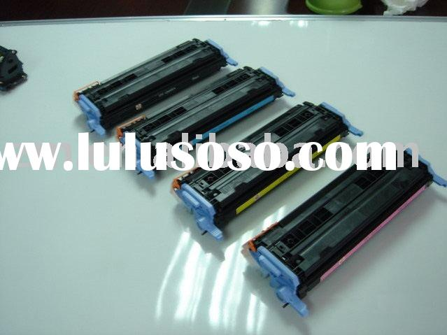 Q6000A-Q6002A-Q6003A Color Toner Cartridge compatible with HP1600/2600N -- Q6000A-Q6002A-Q6003A Colo