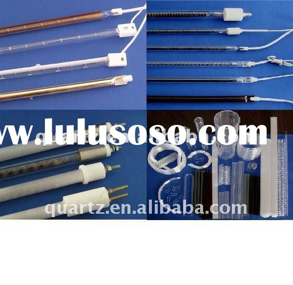 Quartz Infrared Tube Heating Elements with Screw Terminal