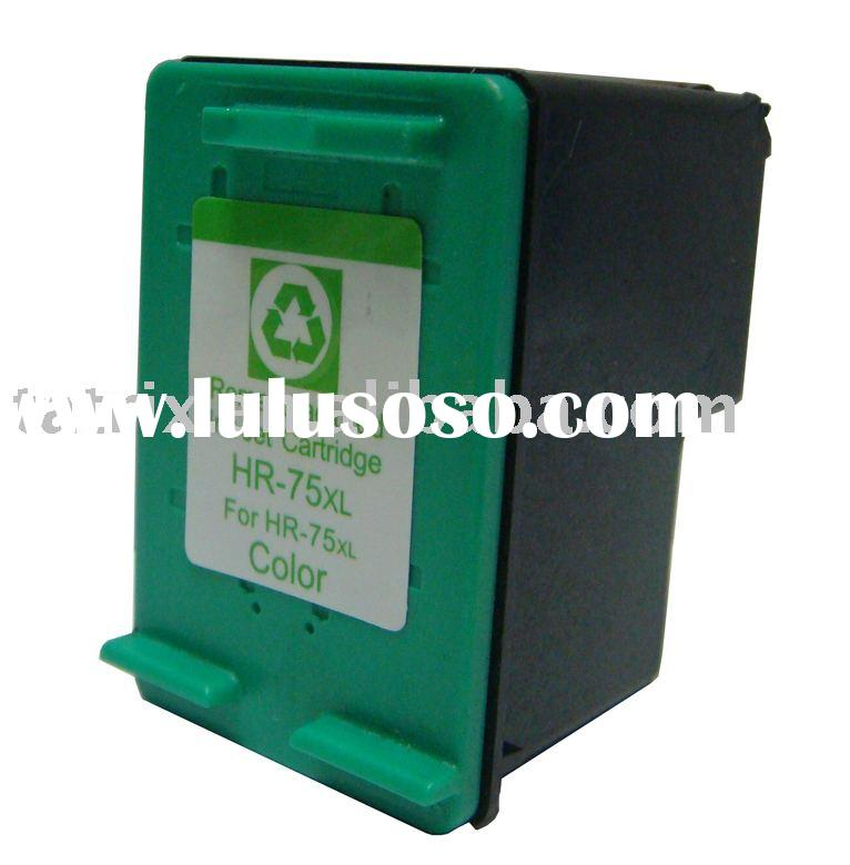 Remanufactured Ink Cartridges for HP 74XL/75XL(CB336W/CB338W)