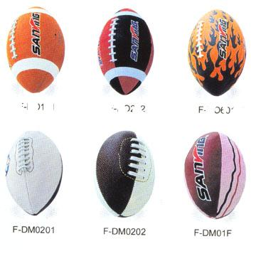 Rubber/PU Leather/PVC Leather american football