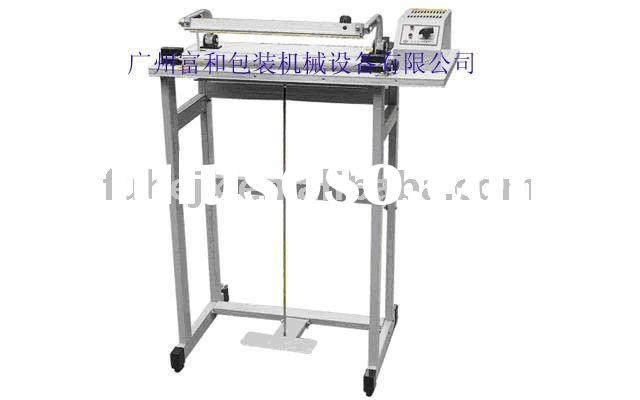 SFsemi-automatic foot press bag sealing machine