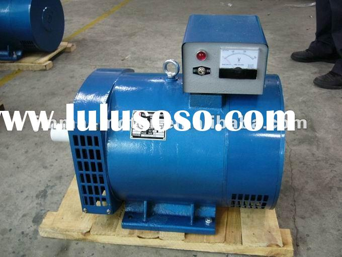 ST/STC single phase/ three phase ac generator