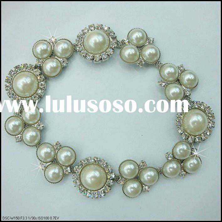 Sale:Beauty Rhinestone chain trimming for garment accessories