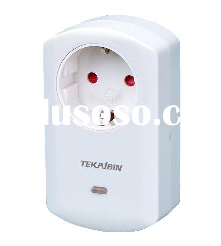 TZ68G CE certificated Z-WAVE Germany type remote socket
