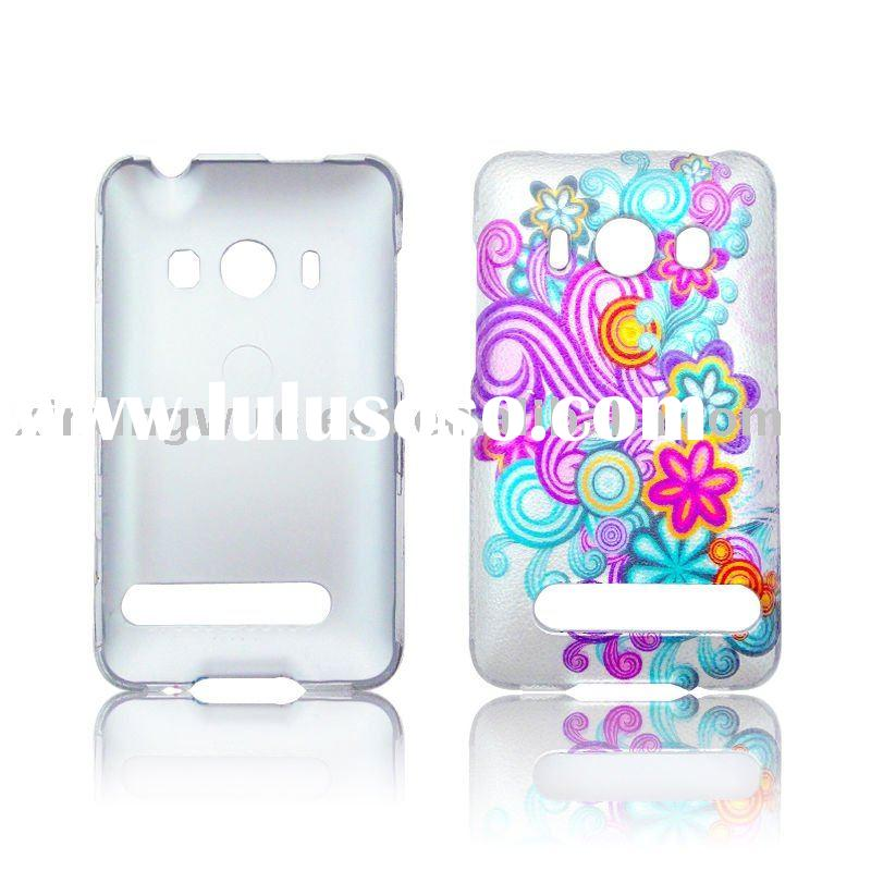(you can touch water drop)Design case for HTC EVO 4G
