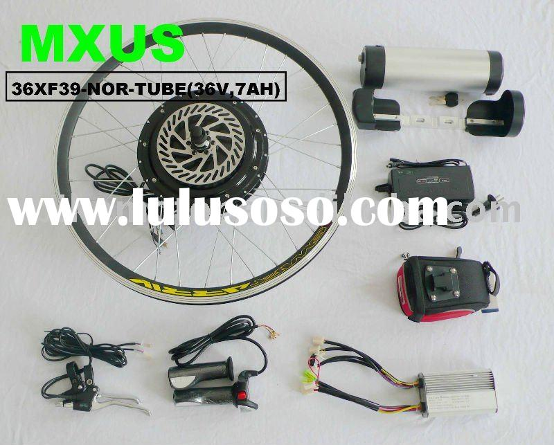 brushless DC hub motor&electric bike conversion kit ,bicycle conversion parts