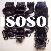 cheap Remy human hair weft extensions wholesaler