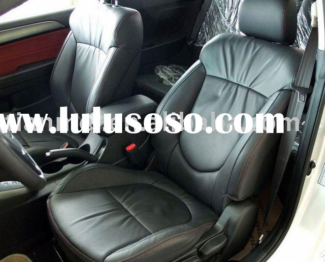 genuine leather car seat cover/car seat cover set