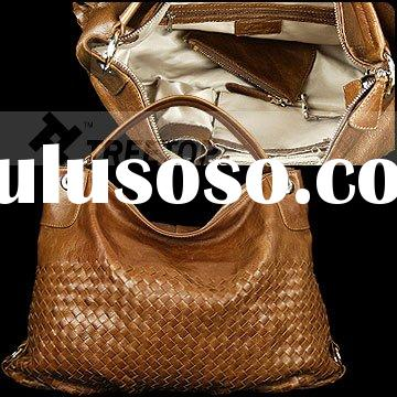 genuine leather lady handbag,women's handbag, hobo bag, fashion lady bag