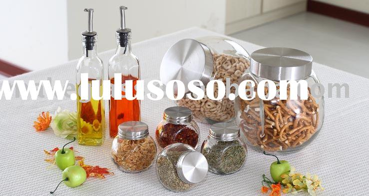 glass jars and bottles,glass container