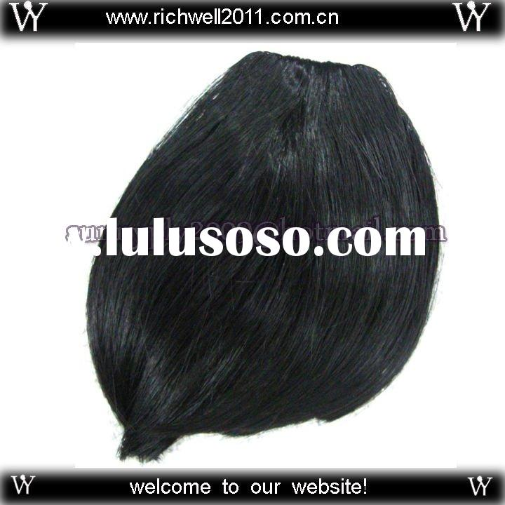 human hair bangs/fringes/clip in hair extension/hair piece/wig