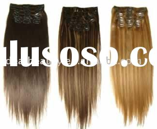 Wholesale Clip In Hair Extensions Manufacturers 109