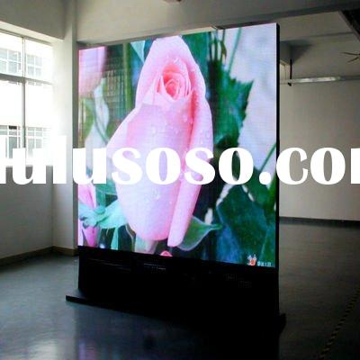 indoor led advertising digital screen
