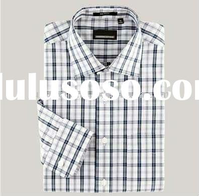 Eggplant Mens Dress Shirt