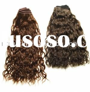 professional wholesale cheap human hair weaving weft extension