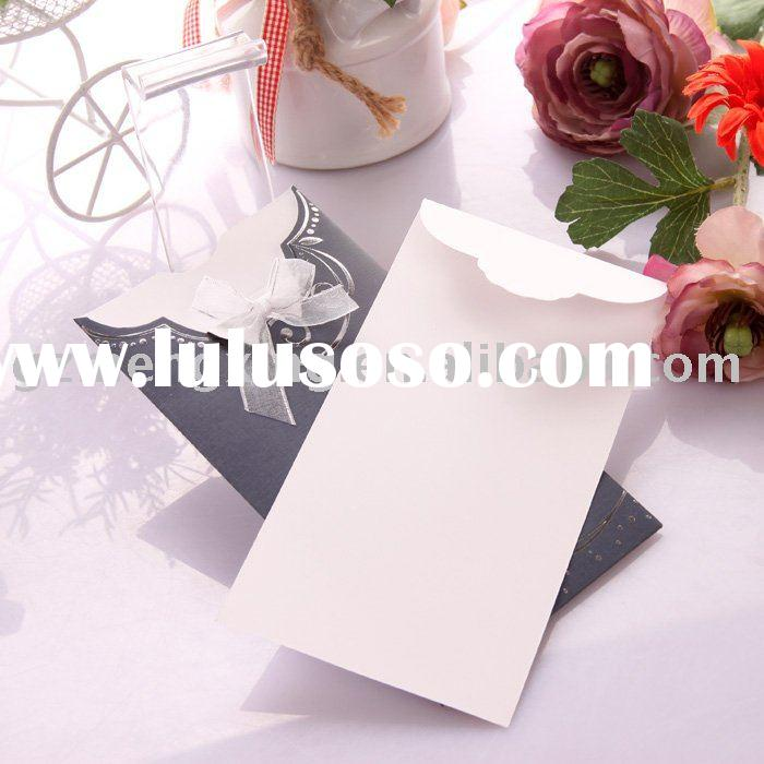 royal wedding cards/wedding gift/invitation cards/greeting card/wedding decorate -- T016