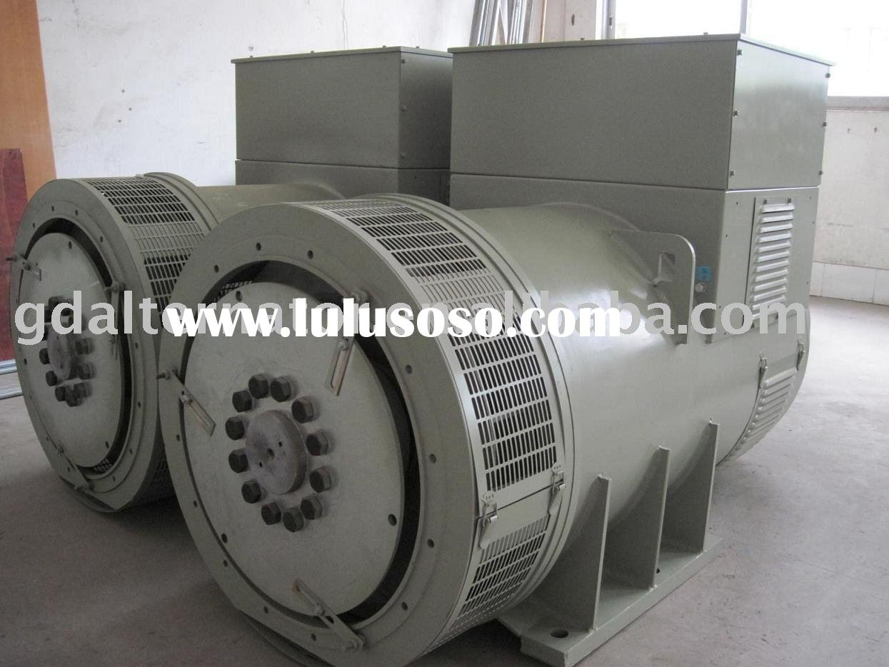 three phase AC generator 600kw for diesel genset