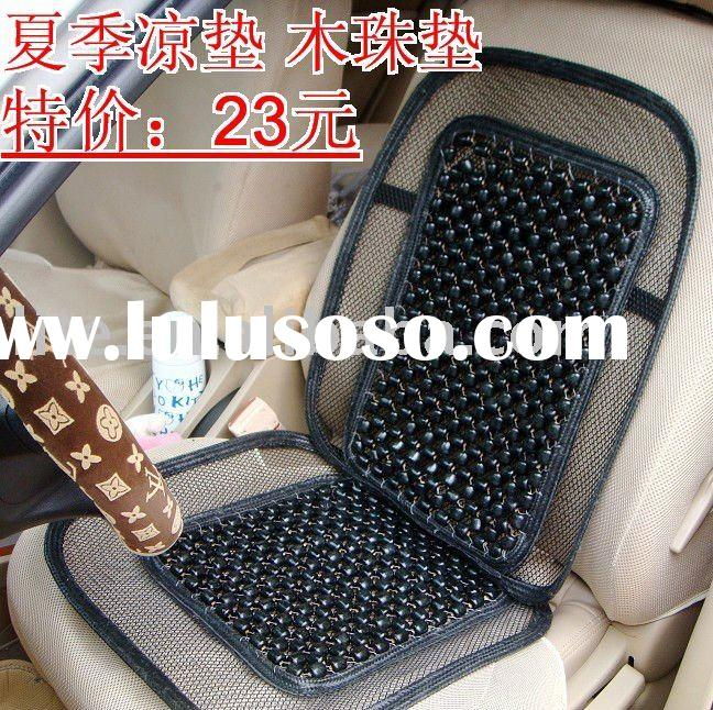 wooden bead auto Seat cushion car seat cushion summer cooling seat cushion