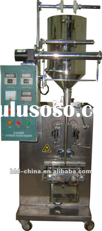 0-100g liquid bag filling and forming machine