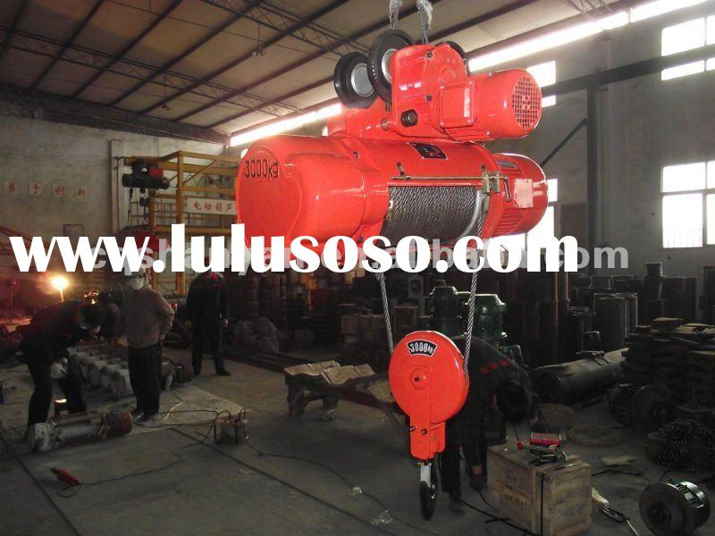 0.5T-32T HC/CD1/MD1 electric Wire Rope Hoist