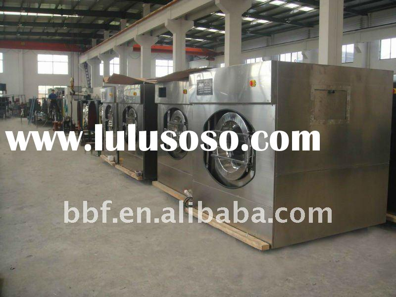 100kg Steam Heating Industrial Washing Machine(Commercial Laundry Equipment)