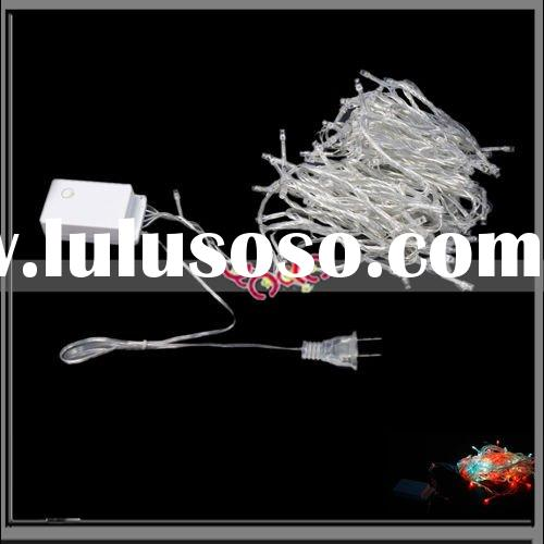 10M 100 LED Multi-Color LED Fairy Light For Christmas Holiday