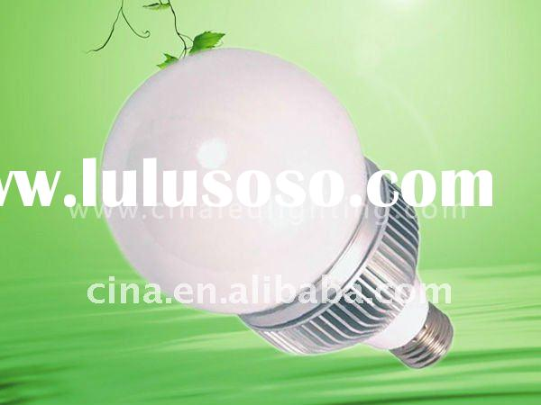 10x1W LED globe bulb white replacement 100W incandescent bulb