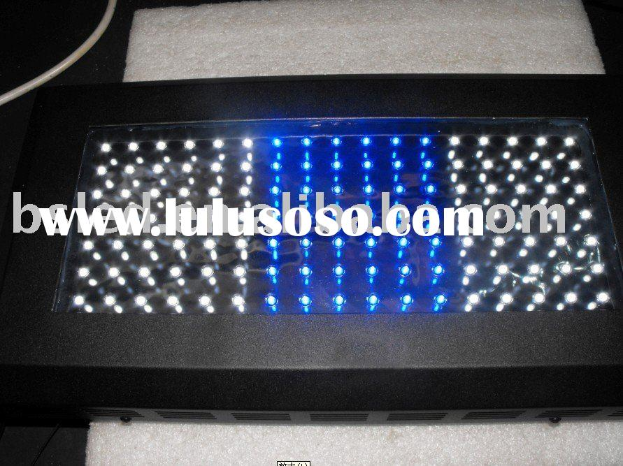 120w LED aquarium product with happy result for coral tank