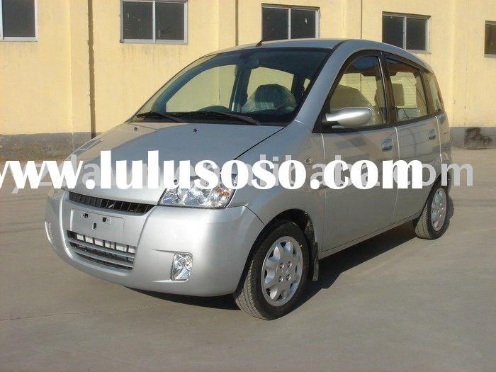 15kw AC brushless DLEVZ1008 environmental and eco-friendly electric car with DOT certificate