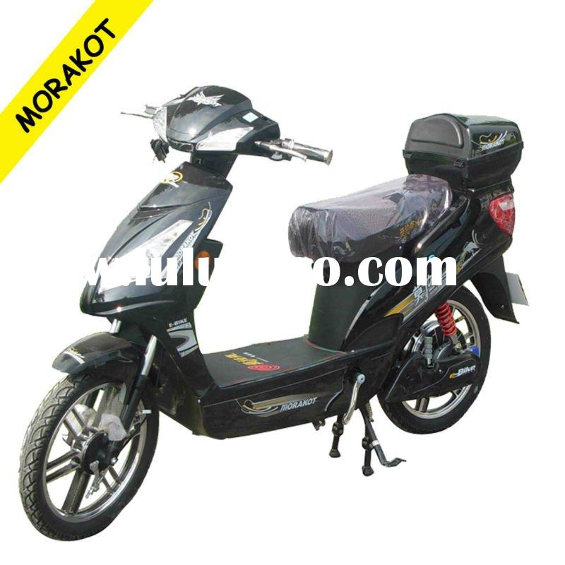 "16"" 48V CE 200/250/350W Cheap Electric scooter/bike with Pedals--LS1-2"
