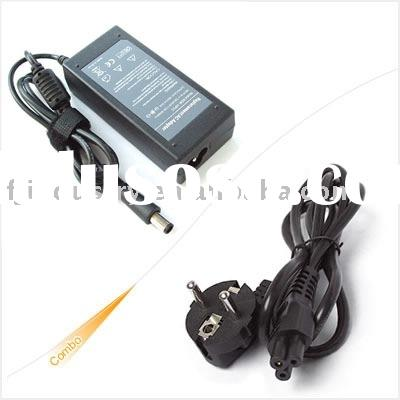 18.5V 3.5A AC Adapter with EU Power Cord for HP NX6310 Adapter 381090-001 (7.4*5.0mm-1Pin 3-Prong)