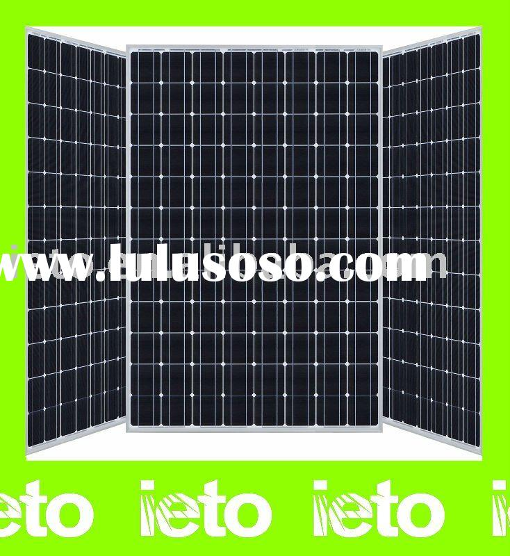 2000Wp solar panels for home use