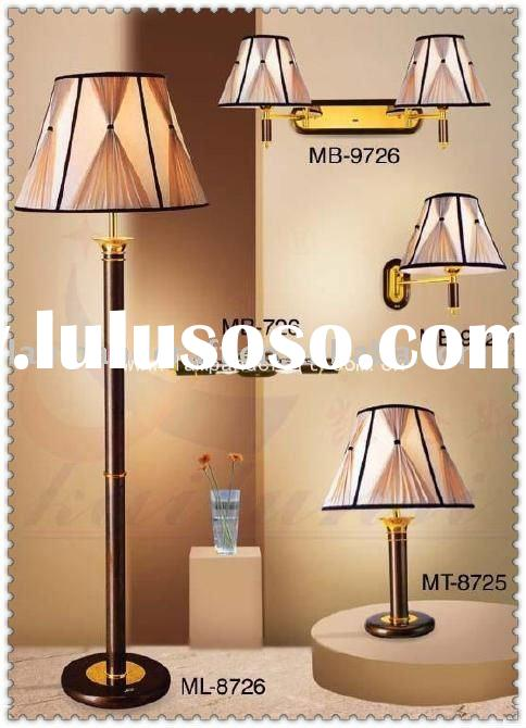 2011 Modern Hotel Bedding Collection Lamp MOQ30pcs