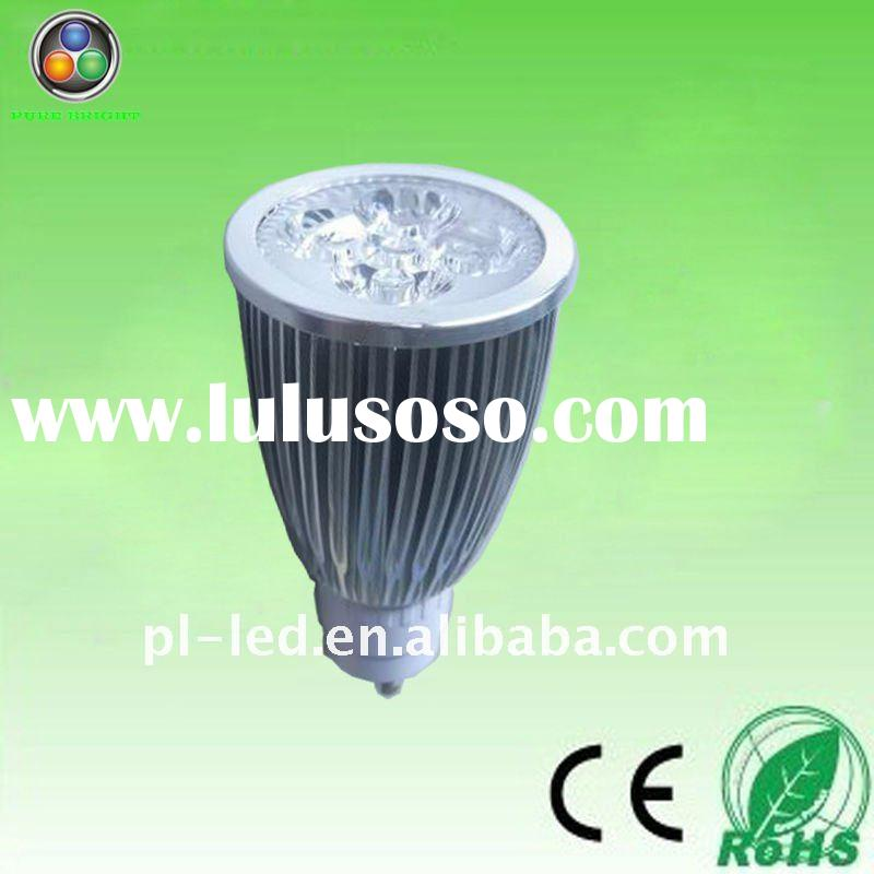 2011 high power 12v 8w led bulb gu10 dimmable 220v