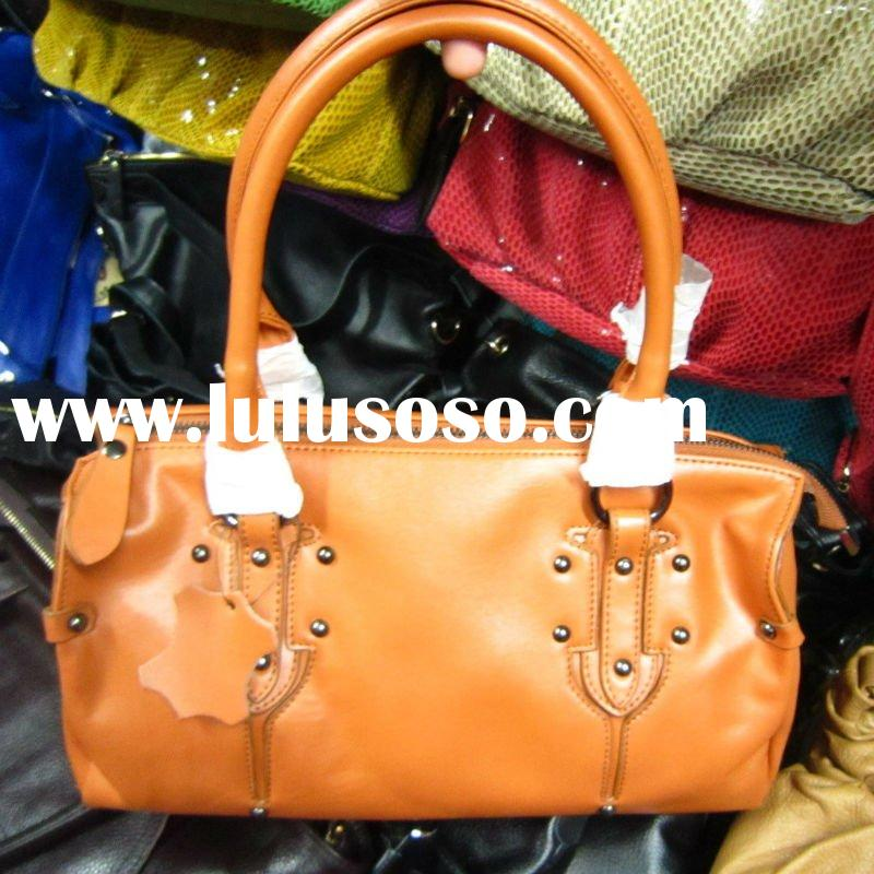 2011 new style fashion leather handbag stock