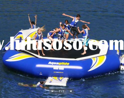 2012 New Inflatable Water Trampoline