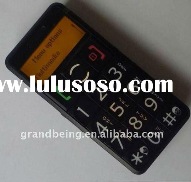 2012 gerontic senior Elder People cell phones W02(accept paypal)
