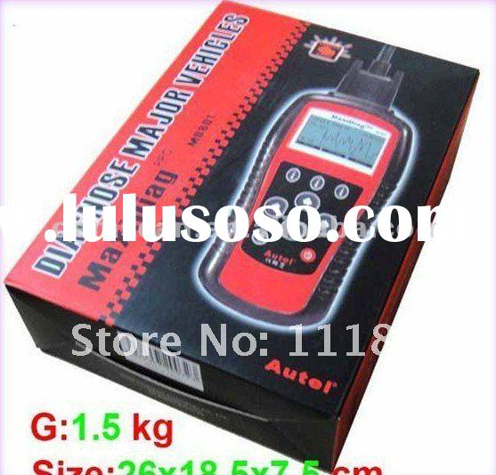 2012 highly recommended 4 in 1 Maxidiag pro MD801 car scan tool,automotive tools(update via net)