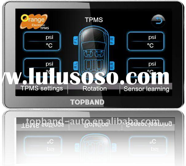 2012 newest auto TPMS gps navigation