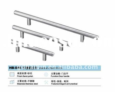 2012 stainless steel cabinet handle (HB-068)